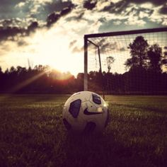 When I step onto the field, all my problems seem to go away for a while. Soccer is my escape from life, cant imagine my life without it !