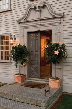 875 exterior doors close to ours. House Design, Colonial House, Curb Appeal, Front Door, Front Entry Doors, Exterior Design, Doors, Beautiful Doors, House Exterior