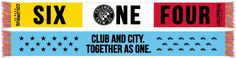 COLUMBUS CREW SC SCARF - Six One Four