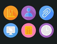 """Check out new work on my @Behance portfolio: """"Business flat icon, vector ,design ,web icon"""" http://be.net/gallery/57823981/Business-flat-icon-vector-design-web-icon"""