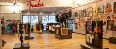 Fender has a factory tour on weekdays. Plus, gift shop. Must check it out.
