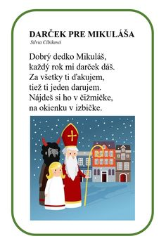 Mikuláš, Zvyky a tradície, MŠ December, Family Guy, Santa, Jar, Education, Guys, Advent, Christmas, Fictional Characters