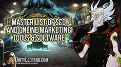 Top SEO and Online Marketing Tools and Software