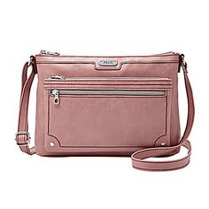 Color of the year- 2016 @ jcp | Relic® Evie Crossbody Bag - Pink is the new Neutral!