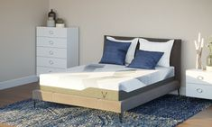 """VERITAS Collection VF1000 10"""" Firm Mattresses 
