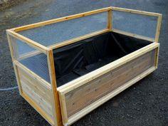 Do it your self garden box