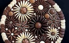 Chocolade versiering