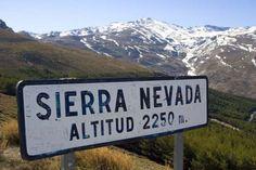 Viaje a Granada. 8. El sábado por la mañana vamos a visitar Sierra Nevada.