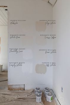 Popular Paint Colors, White Paint Colors, Interior Paint Colors, Paint Colors For Home, White Paints, House Colors, Paint Colors Kitchen Walls, Best White Paint, Neutral Paint