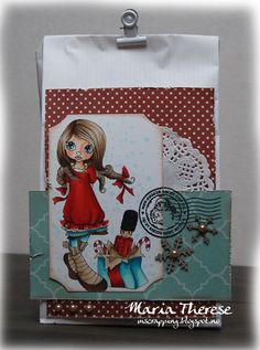 Saturated Canary Christmas Nutcracker by Maria Therese