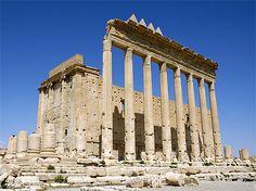 Temple Palmyre - Photo Biehler