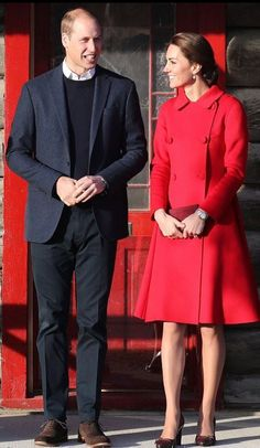 Catherine, Duchess of Cambridge and Prince William, Duke of Cambridge at McBride Museum during the Royal Tour of Canada on September 28, 2016 in Whitehorse, Canada.