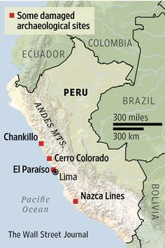 Development in Peru Clashes With Its Ancient Past - WSJ