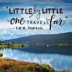 Take yourself somewhere far away!  #Travel #Far #LittleByLittle