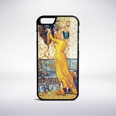 Osman Hamdi Bey - Lady Who Fits Thevase Phone Case – Muse Phone Cases