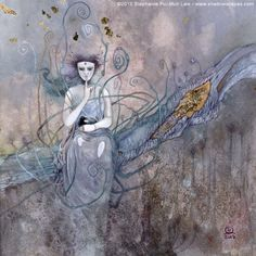 7 For a Secret Never to be Told - Stephanie Pui-Mun Law - Shadowscapes