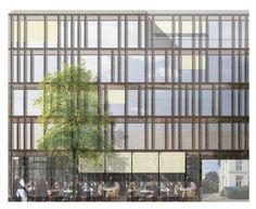 gigon guyer architekten: geschäftshaus rosau, zürich (2008)