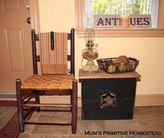 primitive home decor | Primitive Decor