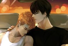 19 days - Love is in the air by Bisho-s.deviantart.com on @DeviantArt