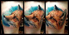 fox by sofsmade.deviantart.com on @deviantART
