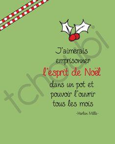 Tchoubi ::: Petites histoires créatives: Citations de Noël / Affiches