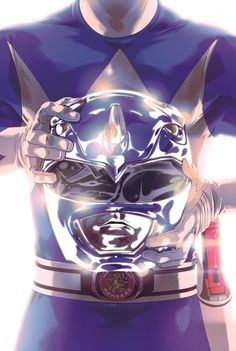 Billy Power Rangers 2016, Power Rangers Reboot, Power Rangers Comic, Kamen Rider, Ranger Verde, Comic Book Characters, Comic Books, Overwatch, Power Rengers