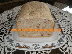 Chlieb Vysočina Bread Machine Recipes, Food, Essen, Meals, Yemek, Bread Maker Recipes, Eten