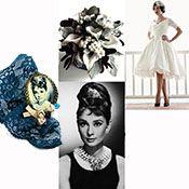 Audrey Hepburn stili toka..