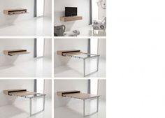 Mesa Extensible para Salón-Comedor