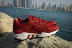 Adidas Originals EQT Modern City Series Parte 1