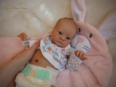 NEW Precious Reborn baby doll - Tink - Bonnie Brown Sold Out LE with COA girl
