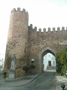 Puerta de Burgos, Jerez de los Caballeros