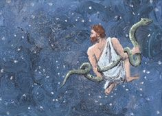 Ophiuchus « Antemortem Arts   Fine Art & Custom Paintings