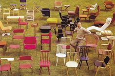 Articles about aalto isnt only finnish modernist meet ilmari tapiovaara. Dwell is a platform for anyone to write about design and architecture. Modern Chairs, Modern Furniture, Outdoor Furniture Sets, Furniture Design, Outdoor Decor, Art Nouveau, Muebles Art Deco, Around The World In 80 Days, Cool Chairs