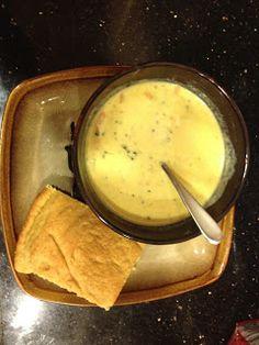 My Gluten Free Style: Broccoli Cheese Soup (gluten free)