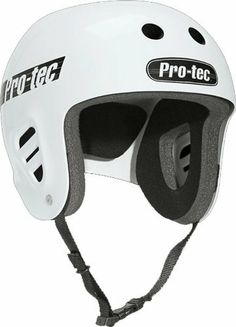 PRO-TEC Classic Full Cut Skate 2-Stage Liner White Medium Skateboard Helmet by Pro-Tec. $39.98. Protect your head with this PRO-TEC skateboard helmet.