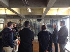 Cross Industry @ HSG art tour