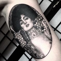 Gustav Klimt's depiction of Judith by @villeprinsen. Email…