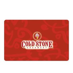 Cold Stone Creamery eGift Card - $25 $50 $100 - Email delivery Restaurant Gift Cards, Cold Stone Creamery, Free Slot Games, 19th Birthday, Confirmation Gifts, Cute Gifts, Cool Things To Buy, Neon Signs, Delivery