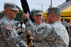 Milley takes FORSCOM colors, Allyn departs Fort Bragg to become Army vice chief