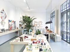 La boutique de Berlin - Papier Tigre