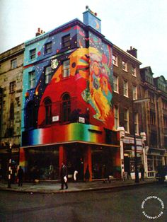 SWEET JANE: The Fool and Apple Boutique 1968