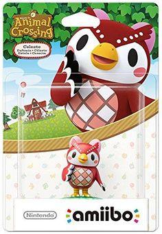 Amiibo Céleste (Animal Crossing Collection) - WII U - Acheter vendre sur Référence Gaming