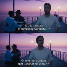 33 Famous la la land movie quotes - Quotes and Humor La La Land Movie Quotes, Lala Land Quotes, Movies Showing, Movies And Tv Shows, Disney Channel, Damien Chazelle, Citations Film, Film Quotes, Quotes Quotes