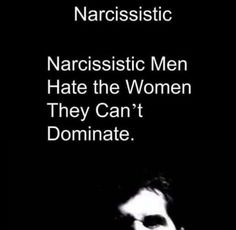 Yes they are effing misogynist. But the truth is they hate anyone whom they cannot manipulate.