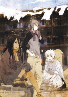 Find images and videos about anime, manga and shion on We Heart It - the app to get lost in what you love. N 6 Anime, Me Me Me Anime, Anime Art, Anime Boys, Nezumi No 6, Natsume Yuujinchou, Fanart, Shounen Ai, Manga Art