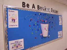 Bucket Fillers - I love this board, too!