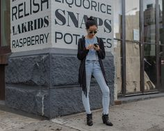 On the Street - Laight Street, New York | THE STYLESEER
