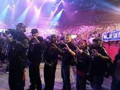 BBoy Brrrr'ICE - 9-1PACT Family from JusteDebout final at Bercy