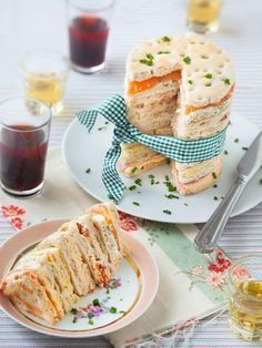 Healthy Snacks That Won't Derail Your Diet Cas, Tee Sandwiches, Salad Cake, Cinnamon Roll Pancakes, Spring Cake, Sweet Chilli Sauce, Sandwich Cake, Quick Easy Meals, Cooking Time